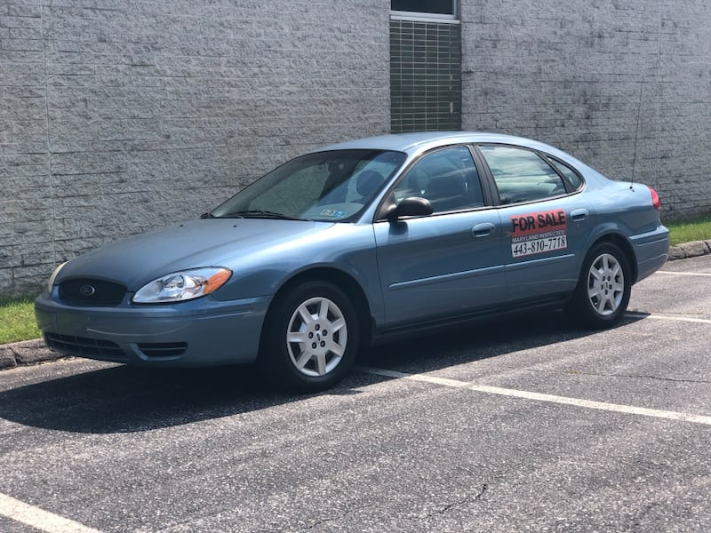 MD INSPECTED Ford Taurus 0