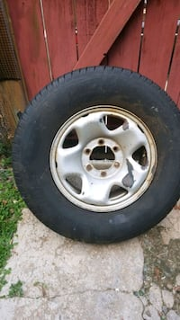 size 16 Michelin defender tire and rim for a Toyot Herndon, 20170