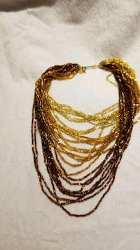 gold-colored chain necklace Takoma Park, 20912