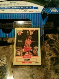 Basketball card  Los Angeles, 91335