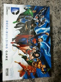 DC Deck building games Brand New! board game, card Mount Albert, L0G 1M0