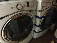 Whirlpool Duet Front Loading Washing Machine AND Duet Load Gas Dryer - EXCELLENT NEW LIKE CONDITION! Monrovia, 91016