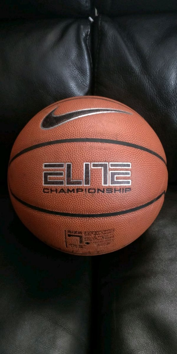Nike Elite championship basketball 0