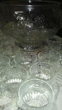 GLASS..11 PIECES..FOR SALE Luling, 70070