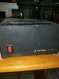 Astron DC power supply