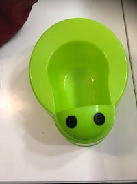 Potty/urinal style option for potty training