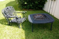 Fireside table and 4 chairs New Port Richey, 34655