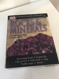 Rocks & Minerals Book/Kit