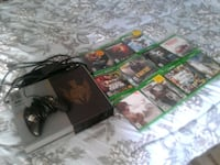 Xbox one with games Dartmouth, B2W 1G1