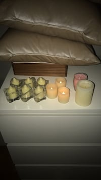 Candle collection  786 km