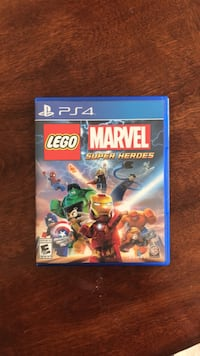 Lego marvel super heroes ps4 game case Chico, 95926