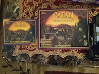 Catan traders / barbarians + 5-6  boardgame