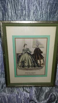 These Are Very Old Prints Tennessee, 37013