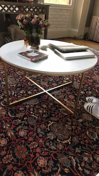 Faux marble coffee table  Boston, 02116