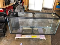 75 gal pre drilled fish tank with over flow  make a good offer Fishkill, 12524