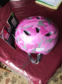 pink and green bicycle helmet Vaughan, L4J 8W4