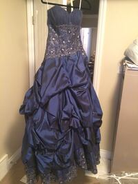 Sweetheart prom dress Prince George, V2M 0A6