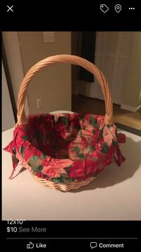 PRIMITIVE BASKET Maytown, 17547
