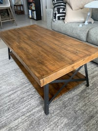 Artisan Rustic Coffee Table  Miami, 33131