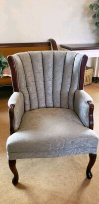 Two (2) Wingback Chairs Lathrop, 95330