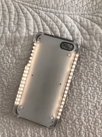 white and grey LED smartphone case New Port Richey, 34654