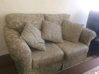 Sofa bed and chairs Vancouver, V6B 1G2