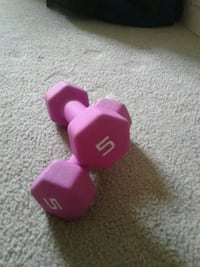 Weights 5lbs Manhattan, 66502