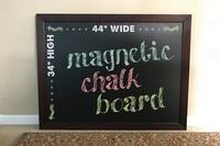 Magnetic Chalkboard from Pottery Barn Columbia, 29212