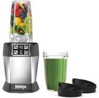 New ninja blender in the box 220 new