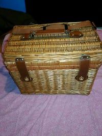 Wicker picnic basket for two Chatsworth, 30705