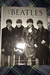 Beatles beautiful book Vancouver, V6H 1S7