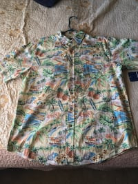 Men's Floral Shirt! Size - Large Brand New w/ Tags Las Vegas, 89122