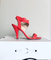 Beautiful Coral Heels