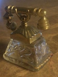 Antique perfume bottle of telephone Abbotsford, V2S 7A4