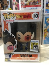Metallic vegeta Vaughan, L4L 9K5