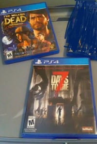 Sony PS4 The Last of Us game case Santa Ana, 92707