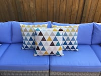 Outdoor throw pillows Grimsby, L3M