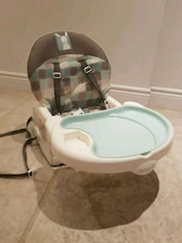 Infant feeding seat Vaughan, L4H 3A1