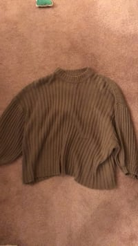 Urban Outfitters Olive Sweater