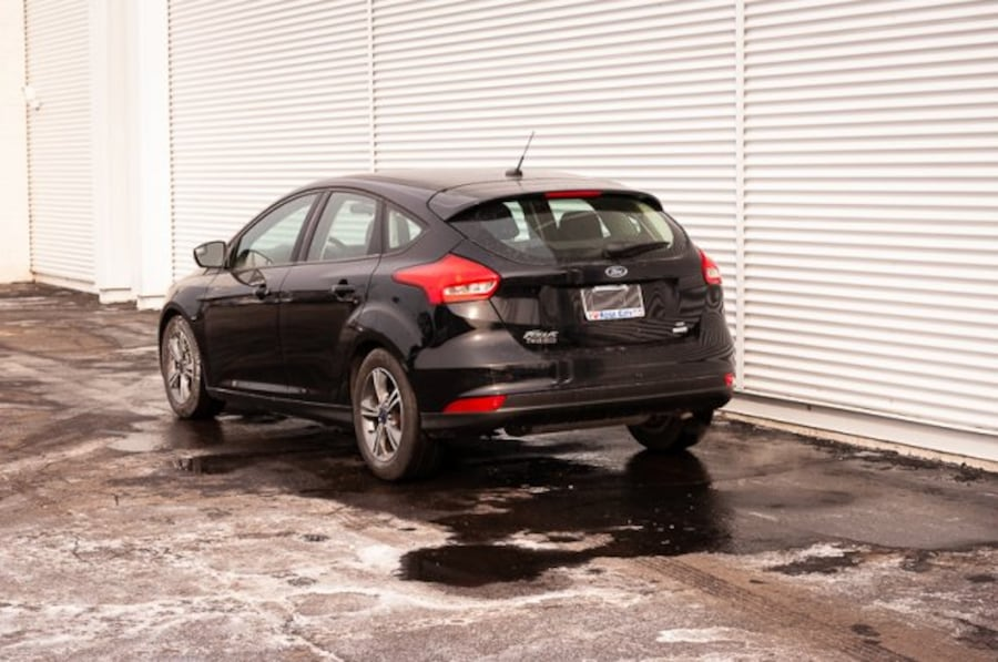 2016 Ford Focus SE / ACCIDENT FREE / BACK UP CAM / CLOTH 1