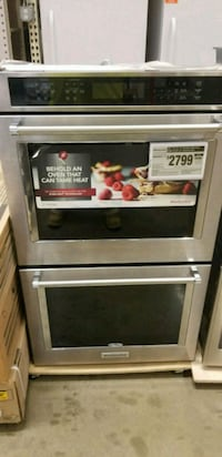 Kitchen Aid Electric Wall oven/ Covection oven Glen Burnie, 21061