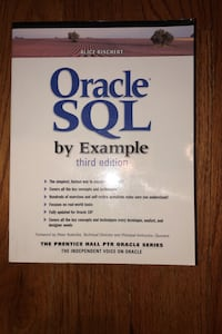 Oracle SQL by Example 3rd edition Lorton, 22079