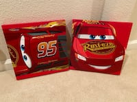 Lightning McQueen Wall Art