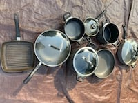 Commercial Analon pots and pans Sykesville, 21784