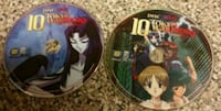 10 Tokyo Warriors 2 Disc Set Episodes DVD Anime Queens, 11378