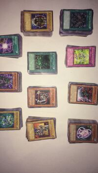 Yu-Gi-Oh trading card collection Ottawa, 61350