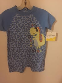 New romper size 3 to 6 months  Toronto