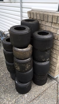 Kart tires Port Coquitlam, V3C