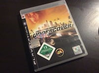 Need For Speed Undercover Ps3 Spiel PlayStation 3 usk12 Autorennen Riesa, 01591
