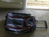 Protocol Rolling Duffel bag red Charlotte, 28273